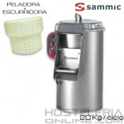 Peladora-escurridora PES-20 Sammic