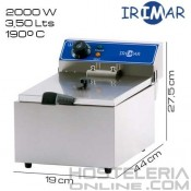 Freidora 4 litros Irimar