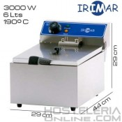 Freidora 6 litros IRIMAR