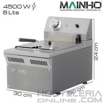 Freidora 8 litros MAINHO