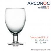 Copa Agua Vesubio 23 Cl (Caja 6 unds)