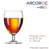 Copa Vino Vesubio 14 Cl (Caja 6 unds)