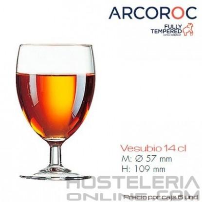 Copa Vino Vesubio 14 Cl