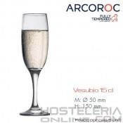 Copa Flauta Vesubio 15 Cl