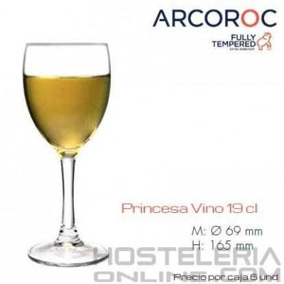 Copa Vino Princesa 19 Cl