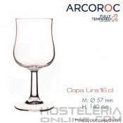 Copa Lira arc