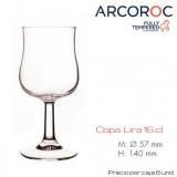 Copa Lira 16 Cl (Caja 6 unds)