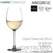 Copa Cabernet 35 cl Arcoroc (Caja 6 unds)