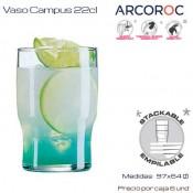 Vaso Campus Arcoroc 22cl (Caja 6 unds)