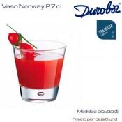 Vaso Norway 27 cl (Caja 6 unds)