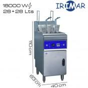 Freidora 28 litros IRIMAR