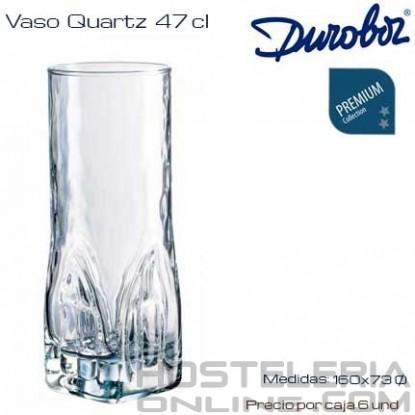 Vaso Quartz 47 (Caja 6 unds)