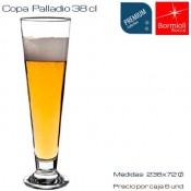 Copa Palladio 38 cl (Caja 6 unds)