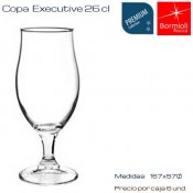 Copa Executive 26 cl (Caja 6 unds)