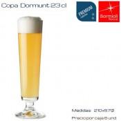 Copa Dormunt 23 cl (Caja 6 unds)