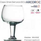 Copa Gran Servicio 60 cl (Caja 6 unds)