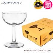 Copa Cava tradicional 16cl (Caja 12 unds)