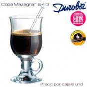 Copa Mazagran cafe Irlandés