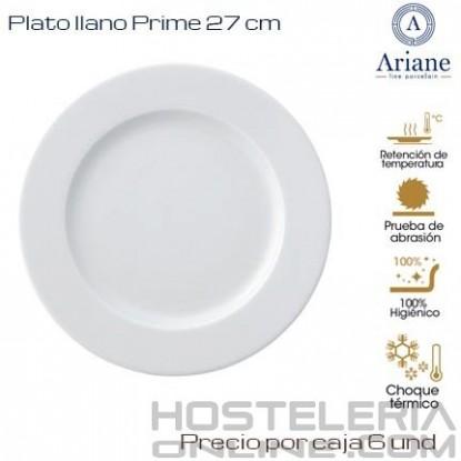 Plato llano Prime 27