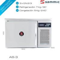 Abatidor de temperatura AB-3