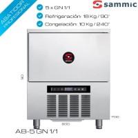 Abatidor de temperatura AB-5 GN 1/1