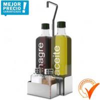 Soporte aceite 4 plazas