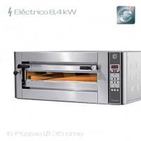 Horno para pizza eléctrico Cuppone DN 635/1