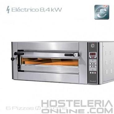 Horno para pizza eléctrico Cuppone TP 935/1M