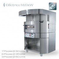 Horno para pizza Cuppone G 110