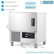 Abatidor de temperatura Afinox