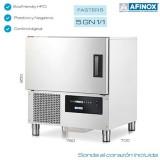 Abatidor de temperatura Afinox Faster-5