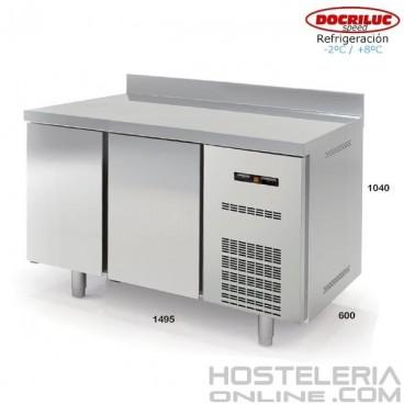 Altomostrador refrigerado Docriluc 150