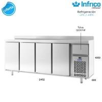 Altomostrador refrigerado Infrico IF604P