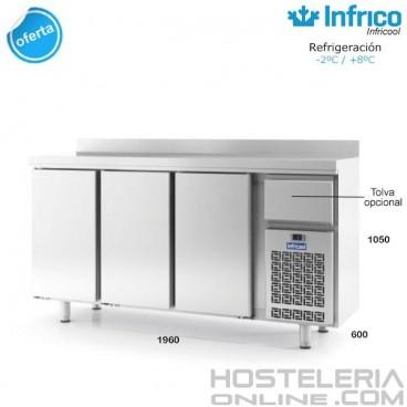 Altomostrador refrigerado Infrico IF603P