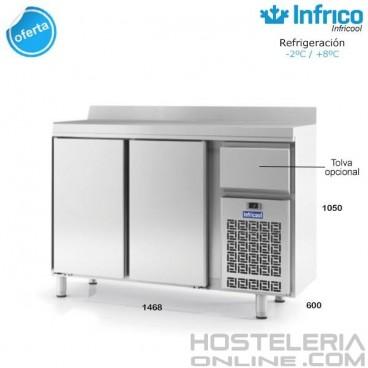 Altomostrador refrigerado Infrico IF602P