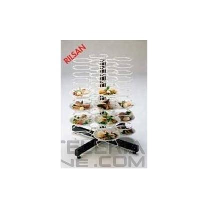 Portaplatos de sobremesa PRM-48