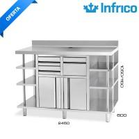 Mueble cafetero Infrico 2500