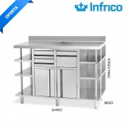 Mueble cafetero Infrico 2500