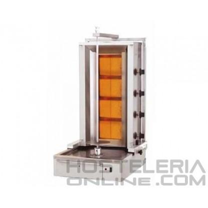 Kebab-Gyro 3 fuegos Gas-30 kg
