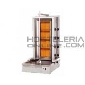 Kebab-Gyro 4 fuegos Gas-50 kg
