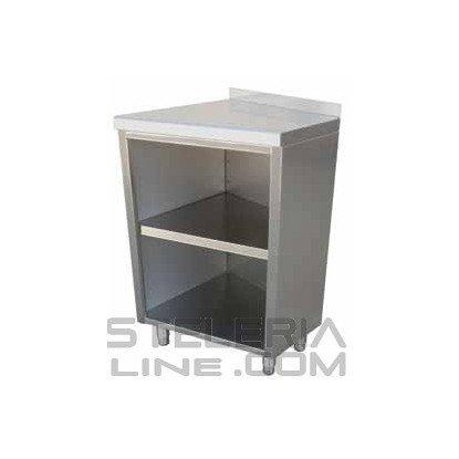 Elemento de unión para mueble estante 600-350