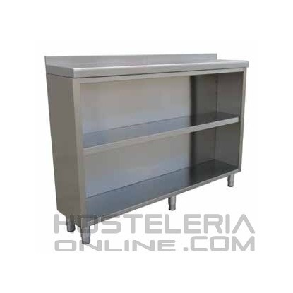 Mueble estante 1500x600x1050 Mod. Alib