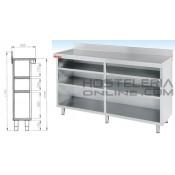 Mueble estante 2000x350