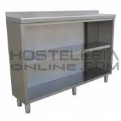 Mueble estante 2500x350x1050 Mod. Alib