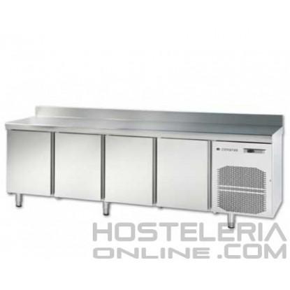 Bajomostrador industrial refrigerado 2.500 Comersa