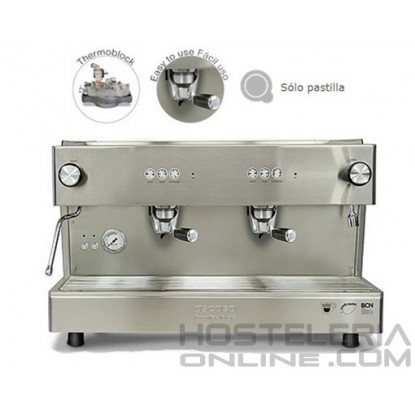 Cafetera Profesional Bar Pod 2 GR