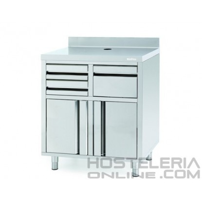 Mueble cafetero infrico  820