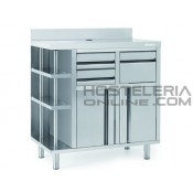 Mueble cafetero Infrico 1000