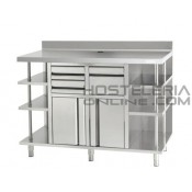Mueble cafetero Infrico 1500