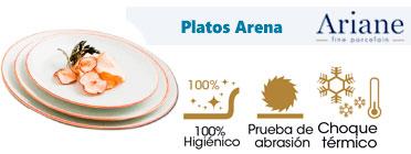 Plato arena ariane